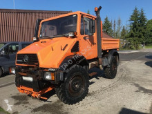 Mercedes UNIMOG U110 - KIPPER 3 WAY truck