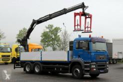 грузовик платформа MAN