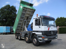 vrachtwagen Mercedes 4143 K 'Heavy Loader' VIBE 3S kipper