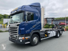 камион Scania G440 Highline- EURO 6- RETARDER- 2 Tanks