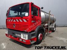 camion Renault G270 tank, Telma rem