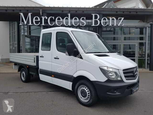 Voir les photos Véhicule utilitaire Mercedes Sprinter 316 CDI DOKA, Standheizung