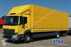 camión Mercedes 1218 L Atego, 8,1 m. lang, LBW, Euro 6, Klima!