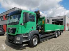 camion MAN TGS 26.440 BL / Kran / Liftachse / Lenkachse