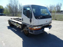 Mitsubishi CANTER 4X2 MULTILIFT HOOK MANUAL FULL STEEL truck