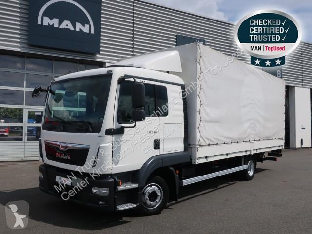 Vedere le foto Camion MAN 8.180 4X2 BL E6 Klima AHK LBW Pritsche 6,1m
