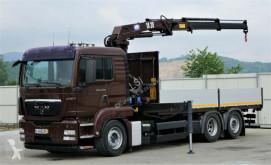 camion MAN TGS 26.440 Pritsche 6,20 m + Kran*6x2Topzustand!