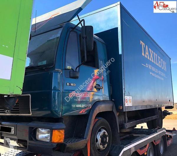 Voir les photos Camion MAN 8163 LC