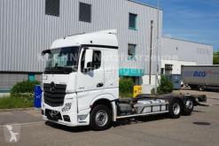 Mercedes Actros 2545LL BDF Multiwechsler Safety 2xAHK Eu6 truck