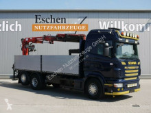camion Scania R 440 LB, 6x2, Highline, Tirre Euro 191 L Kran