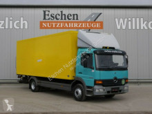 camion Mercedes 1223 L 4x2, Thermo King V 700, LBW, Bl/Lu