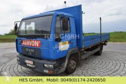 camion MAN 8.163 LC Pritsche Original 117000 km