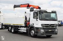 n/a MERCEDES-BENZ - ACTROS / 2536 / E 5 / 6 X 2 / SKRZYNIOWY + HDS truck