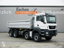 ciężarówka MAN TGS 35.500 BB, 8x8, Automatik, Blatt, Bordmatik