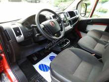 Fiat DUCATOPLANDEKA 10 PALET KLIMA WEBASTO TEMPOMAT LEDY EURO6 180KM truck