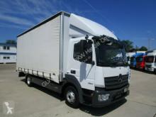 camion Mercedes ATEGO IV 824 L Pritsche/Plane 6,10 m 2 X AHK
