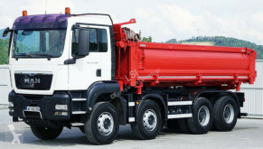 MAN Tgs 35.480 Kipper+Bordmatic 6,20m 8x4! truck