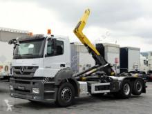 camion Mercedes AXOR 2540 / 6X2 / HOOKLIFT /PALFIGER P20A/EURO 5