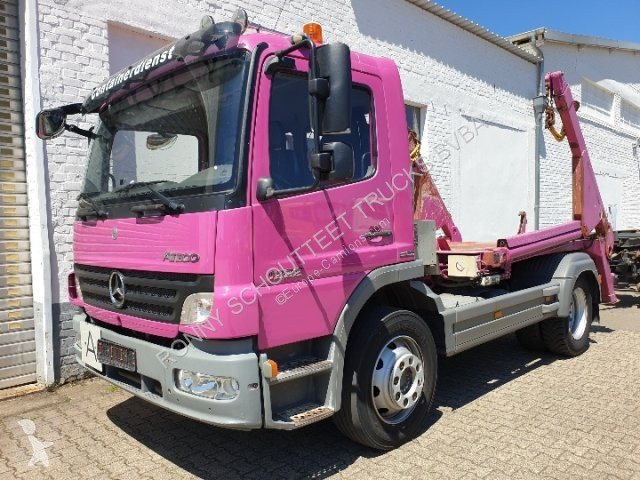 View images Mercedes II 1222 K  II 1222 K, Meier Ratio PAK 8 T truck