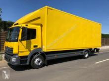 camião Mercedes Atego3 1230*Euro6*Koffer 8Meter*LBW*AHK*KlimaTOP