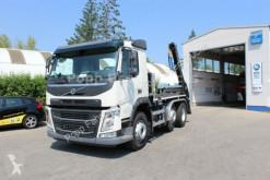 camion Volvo FM 420 6x2 Hyva Absetzkipper*ACC, Klimaaut.,VDS*