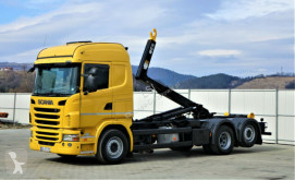 camion Scania G380 Abrollkipper 5,80m *6x2* Top Zustand