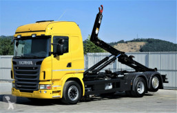 camion Scania G420 Abrollkipper 5,80m *6x2* Top Zustand
