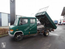 ciężarówka Mercedes Vario 818 DK 4x2 DoKa 5 Sitzer Meiller Kipper