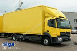 camion Mercedes 1230 Atego, 8 m. lang, LBW, AHK, Euro 6!
