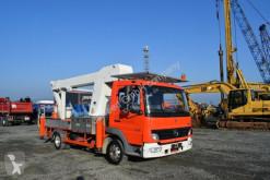 Mercedes 815 **Bison TKA 22 KS** 22 m truck