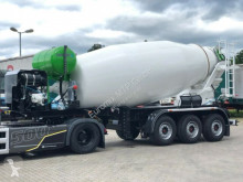 camion nc EUROMIX MTP 15m³ Betonmsicher Auflieger
