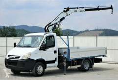 Iveco Daily 65C18 Pritsche 3,70m + Kran * Topzustand!