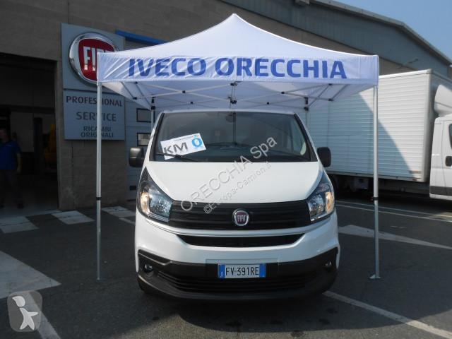 Voir les photos Camion Fiat Talento Furgone 12q CH1 1.6 Mjt 120CV KM0