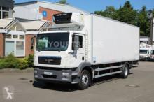 camion MAN TGM 18.290 Carrier Supra 850/Strom/Rolltor+LBW