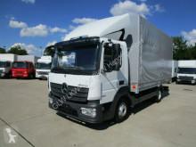 camión Mercedes ATEGO IV 818 L Pritsche/Pl. 4,80 m*AHK*3-Sitzer