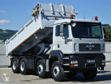 camion MAN TGA 35.400 Kipper+Bordmatic 6,00 m*8x6*!!