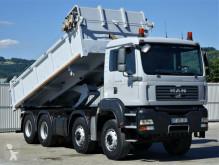 ciężarówka MAN TGA 35.400 Kipper+Bordmatic 6,00 m*8x6*!!