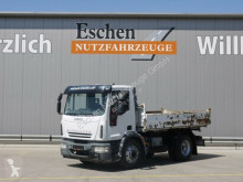 ciężarówka Iveco 120 E 25, Eurocargo, 3 Sitze, Blatt, AHK