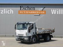 ciężarówka Iveco 120 E 25, Eurocargo, Blatt, AHK