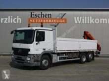 Mercedes 2532 L Pritsche / Kran LKW