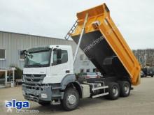 camião Mercedes 3340 Axor 6x4, 18 m³ Stahl,Klima,10x auf Lager!