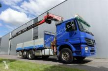 camión Fassi MERCEDES-BENZ - ACTROS 2554 V8 6X2 F360X9 RETARDER HUB RE