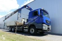 MAN dropside truck