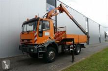 vrachtwagen Iveco EUROTRAKKER 190 EH 4X4 ATLAS HLK 181 FULL STEEL
