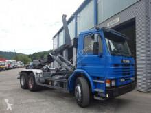 camion Scania 93 H 250 6x4 Blatt