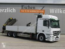 vrachtwagen Mercedes 2644 LL 6x4, Palfinger PK 290002 Kran+JIB