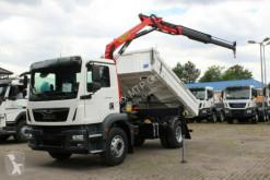 camion MAN TGM 18.320 4x2 / Palfinger PK 11.001 SLD 3