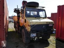 camion Mercedes Unimog U1250 LR