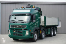 camion Volvo FM 440 8x4 - Bordmatic - Euro 5-Hiab 244-5-Funk.