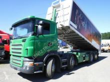 Kamyon Scania R420-8X2-EURO5-AD BLUE-LENKACHSE